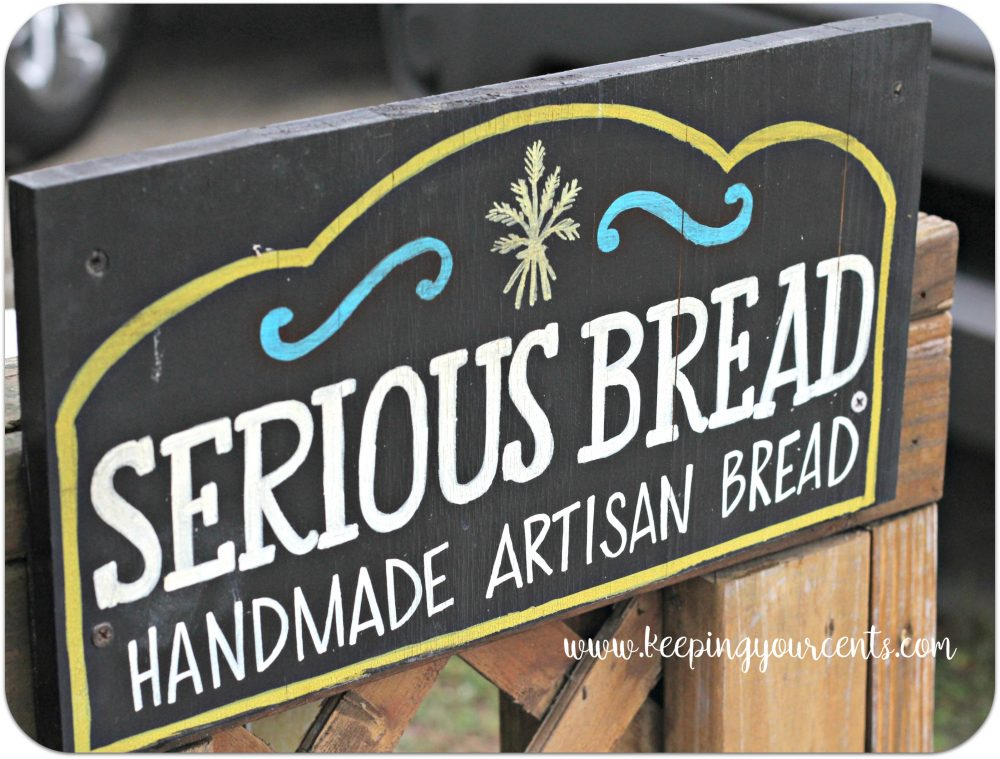 Serious Bread